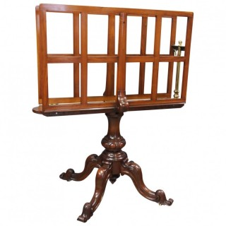 Victorian Double Sided Folio Stand