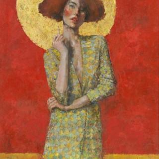 'Enchantress' by British artist Michael Hyam