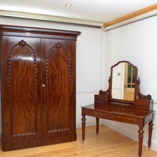 Victorian Mahogany Bedroom Set