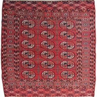 Antique Tekke Wedding rug