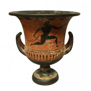 AN IMPORTANT COLLECTION OF GRAND TOUR KRATER VASES