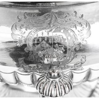 Antique Regency Old Sheffield Tea Urn Samovar Matthew Boulton C1820