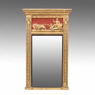 A Pair of Regency Pier Mirrors