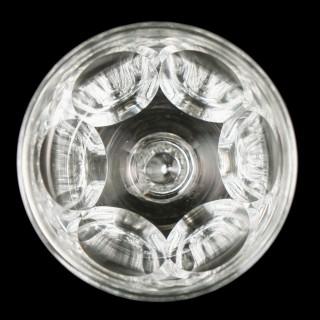Six Victorian Liqueur Glasses
