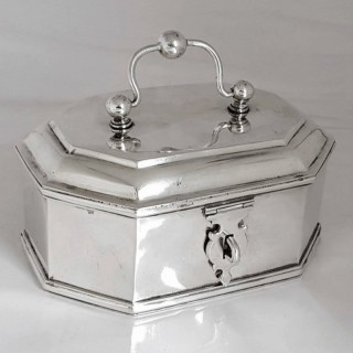 George II Silver Box