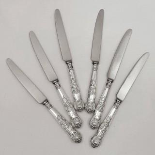 Georgian Silver Knives