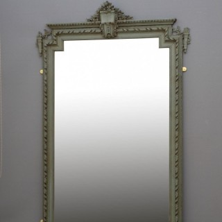 XIXth Century French Mirror