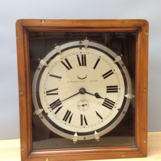 Original World War 1 Zig Zag Clock