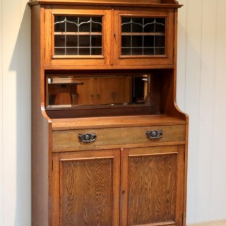 Small Proportioned Oak Dresser