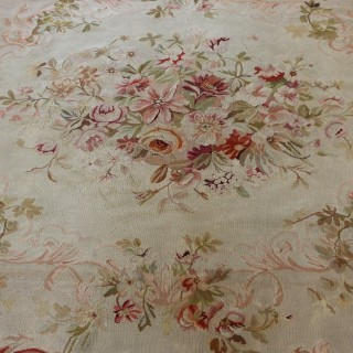 French Aubusson Carpet