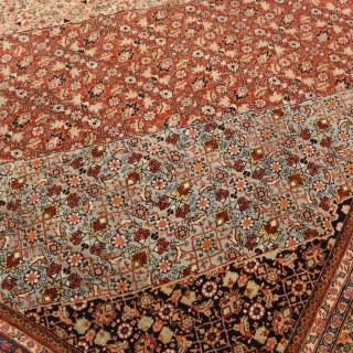 A fine and rare Persian Tabriz Carpet