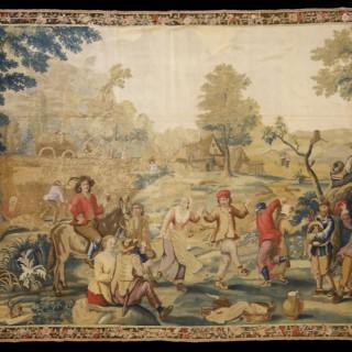 English Soho Tapestry