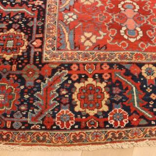 Antique Heriz Carpet