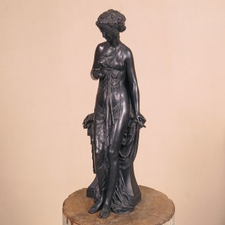 Late 19th Century French Neoclassical Bronze Figures