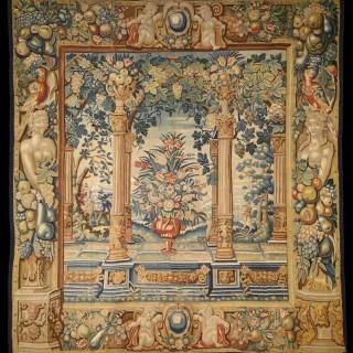Brussels 'Pergola' Tapestry.