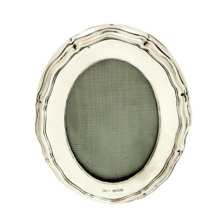 Antique Sterling Silver 4 1/2