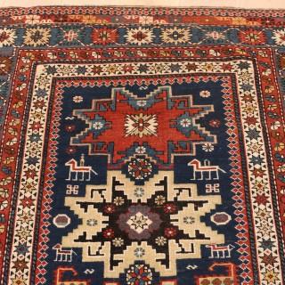 Caucasian Lesghi Rug