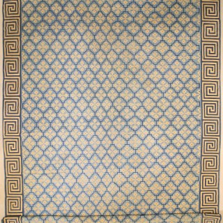 Indian Dhurrie Carpet