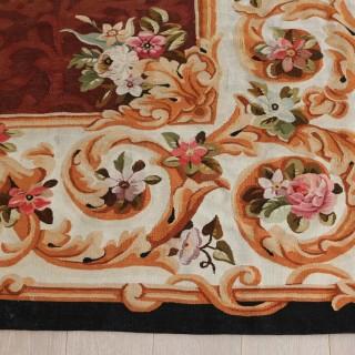 French Aubusson Carpet
