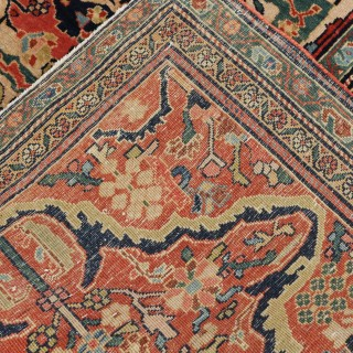 Persian Sarouk Carpet