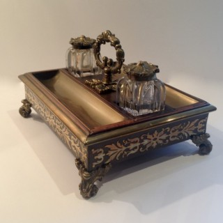 Antique Inkstand.
