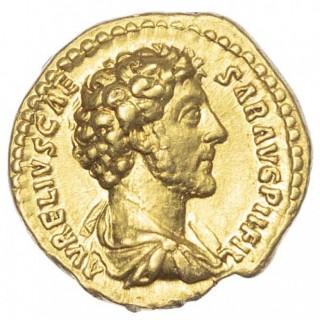 MARCUS AURELIUS GOLD AUREUS