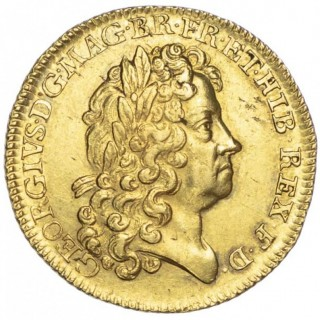GEORGE I GUINEA 1714 'PRINCE ELECTOR' TYPE