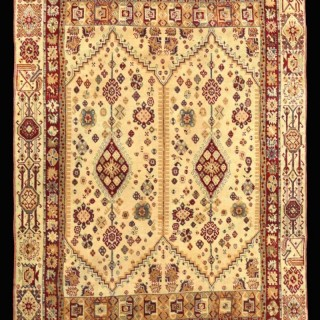 Indian Agra Rug