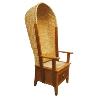 Large Hooded Orkney Chair