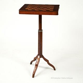 Tripod Campaign  Chess Table
