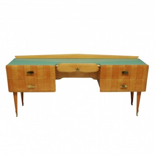 A FRENCH SIDEBOARD / DRESSER IN BOIS DE CITRONNIER
