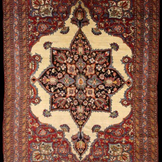 Persian Kirmanshah Carpet