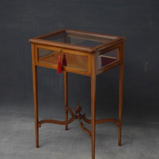 Edwardian Bijouterie Table