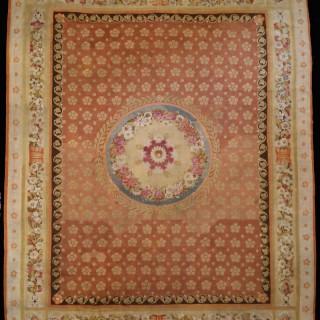 FrenchAubusson 'Empire Period' Carpet