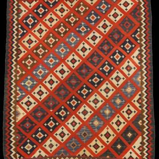 Qashgai Kilim Carpet