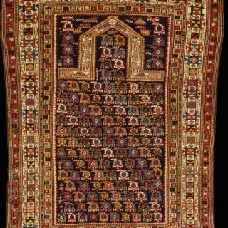 Caucasian Daghestan Prayer Rug