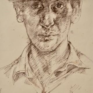 John Sergeant - Self Portrait