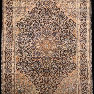 Antique Kirman Carpet