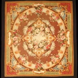 Exquisite Aubusson Carpet