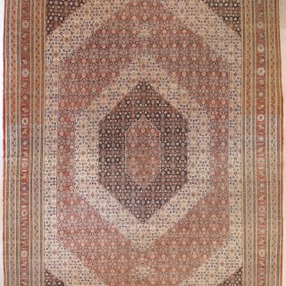 Exceptional Persian Tabriz Carpet
