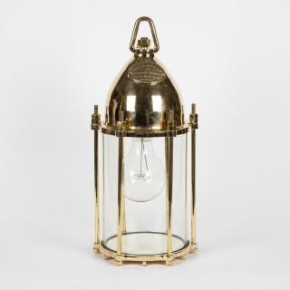 SIEBE GORMAN DIVER'S LAMP
