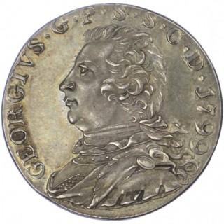 AYRSHIRE, AYR, PATTERN SHILLING TOKEN, 1799