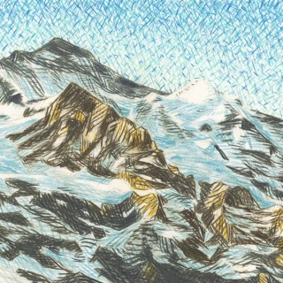 Jungfrau by Moritz Baumann