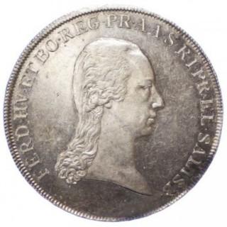 AUSTRIA, SALZBURG, PRINCE FERDINAND, 1803 THALER