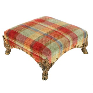 Regency Hoof Foot Stool
