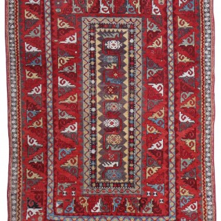 Antique Melas rug