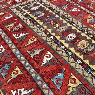 Antique Melas rug