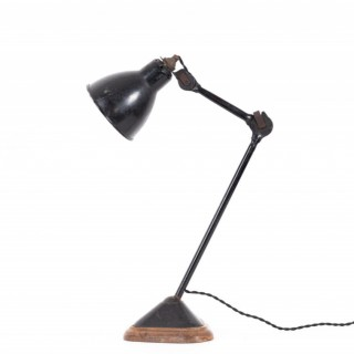Gras Ravel 207 Model Adjustable Table Lamp