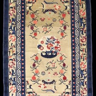 Chinese Ningxia Rug