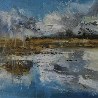'Rain Cloud III' by Claire Wiltsher